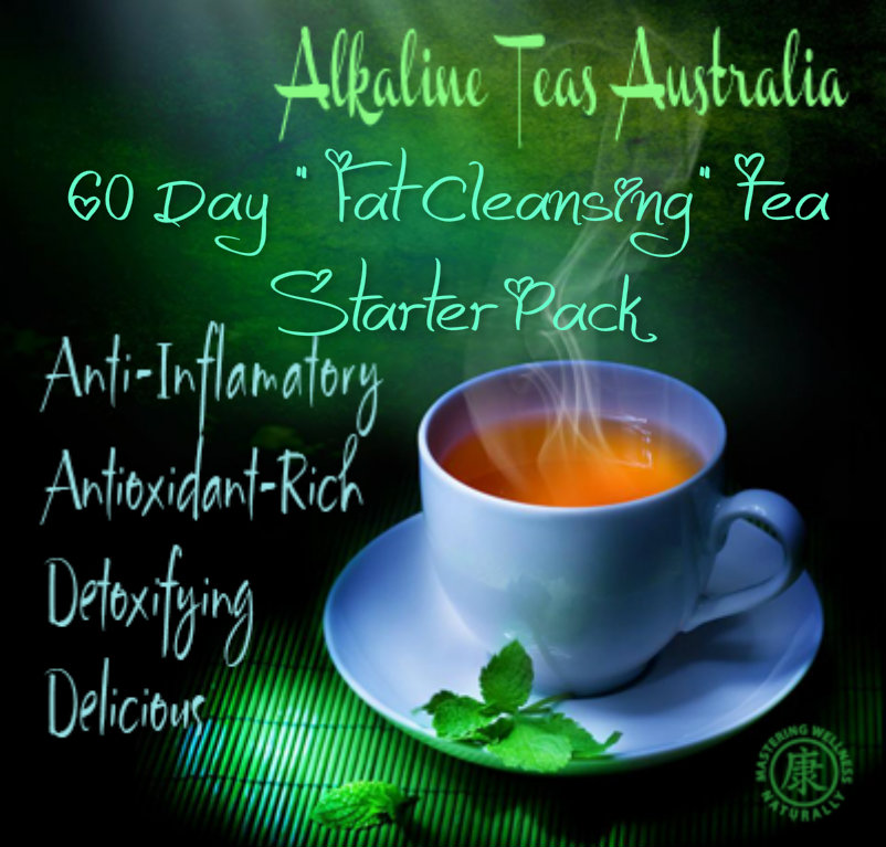 60 day fat cleansing tea
